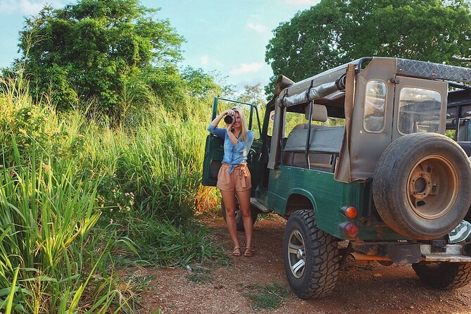 Galle and Udawalawe National Park 2 Day Tour