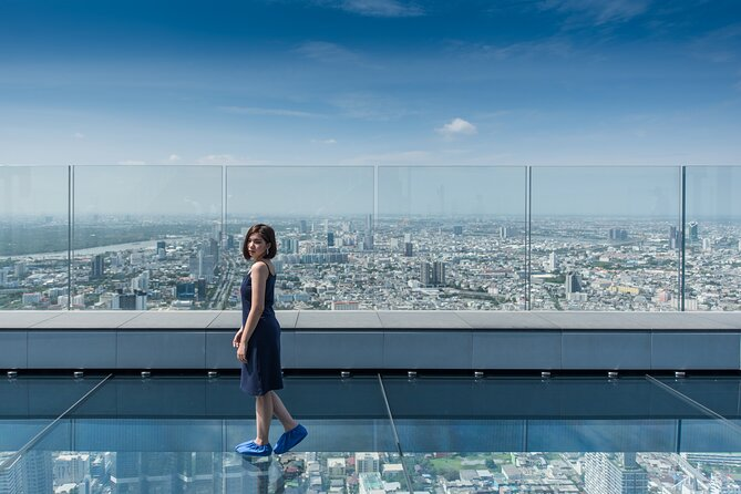 King Power Mahanakhon SkyWalk Official Admission Ticket - Weekday Promotion