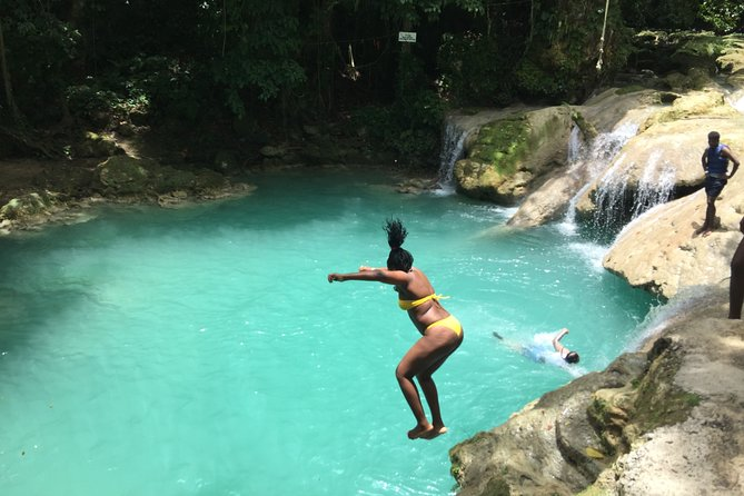 Private Tour To Blue Hole From Ocho Rios