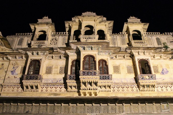 Full-Day Private Sightseeing Tour of Udaipur