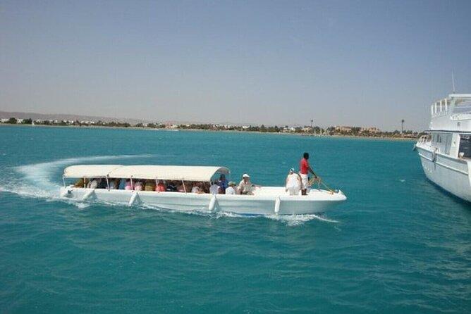 Private El Gouna Deluxe Sea Trip;Solo ;Family; Group