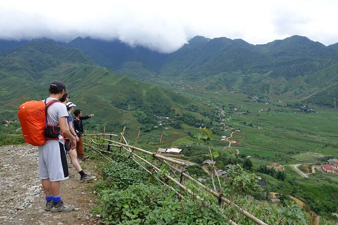6 days from Hoang Lien National Park to Ban Ho valley trekking