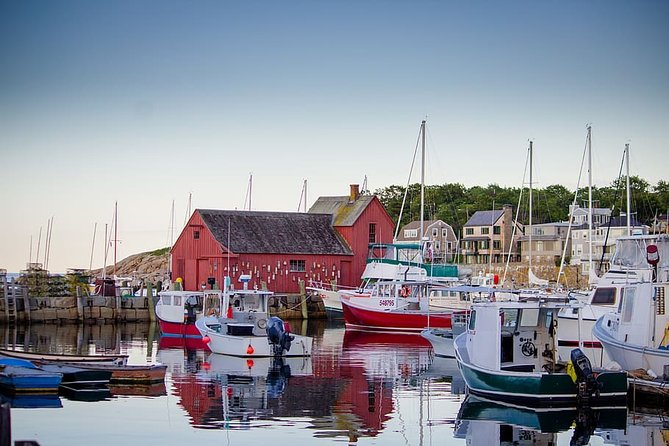 Private tour to northern Massachusetts coast from Boston - Hotel pick up