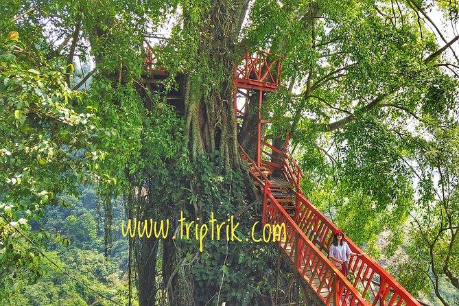 Bogor Motorcycle Tour (Trip by Ojek) Jonggol Waterfall