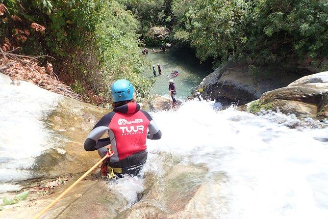 Zarzalones Canyoning Trip Lv.2