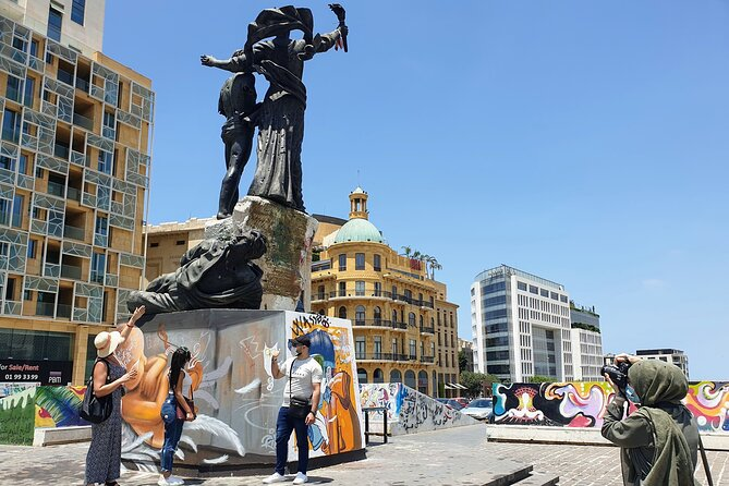 Half-Day Guided Walking Tour of Beirut