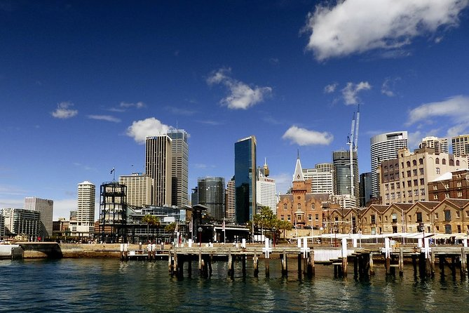 Private 4-hour city tour of Sydney with Hotel pick up and drop off