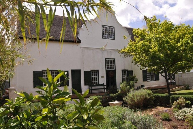 Constantia Winelands, Botanical Gardens, Shopping - Full Day Private Tour