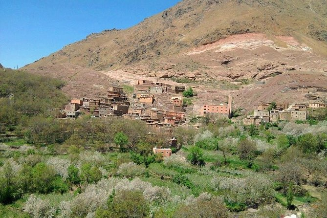Two Valleys Trek and Overnight stay in a Berber village