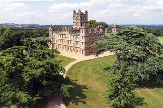 Highclere Castle & Oxford day tour from London