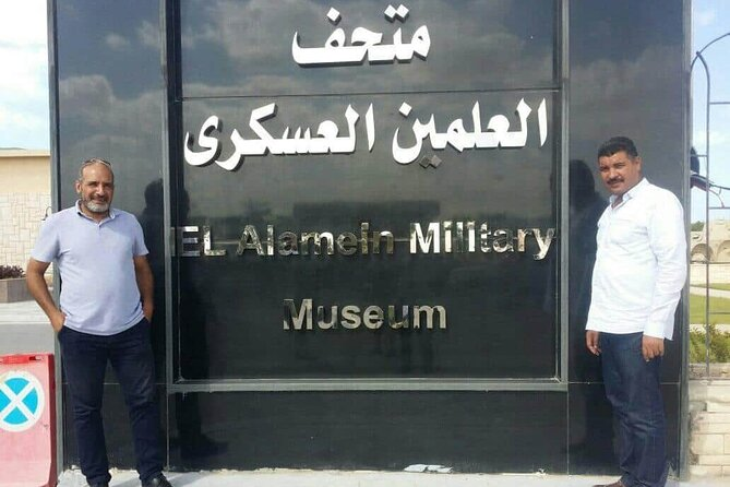 Private El Alamein War Cemetery Day Trip from Cairo including lunch