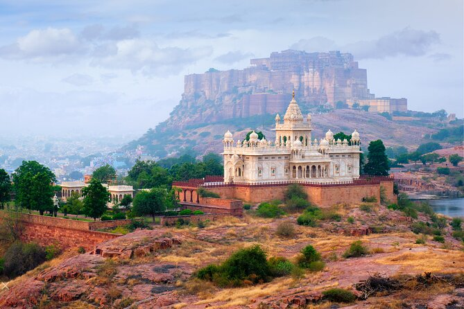 Full-Day Private Tour to Best Photography Spots in Jodhpur