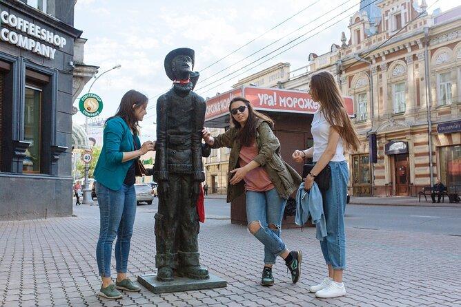 Irkutsk: Walking city tour and Baikal Lake in one day