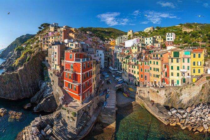 Cinque Terre with Vernazza Manarola and Corniglia Fullday from Florence