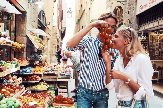 Florence for Foodies Private Tour and Cooking Masterclass