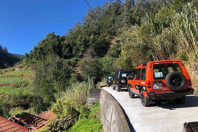 Madeira Safari - East of the island