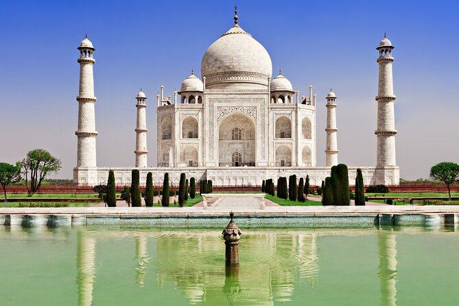Full Day Trip to Taj Mahal with Pick up from Delhi