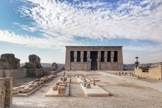 cheap trip: private Day Trip to Dendara and Abydos Temples
