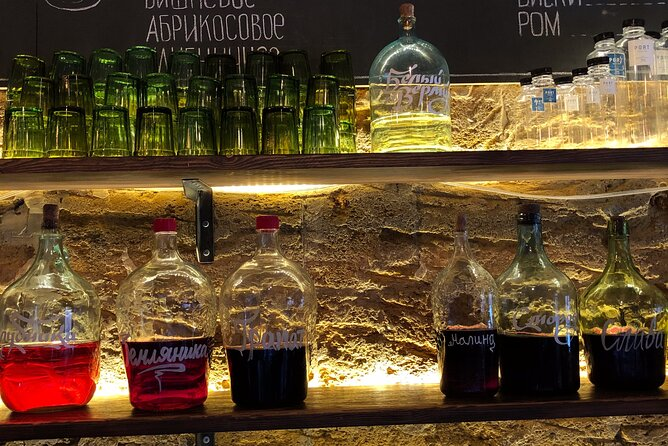 Odessa Wine Tasting Tour