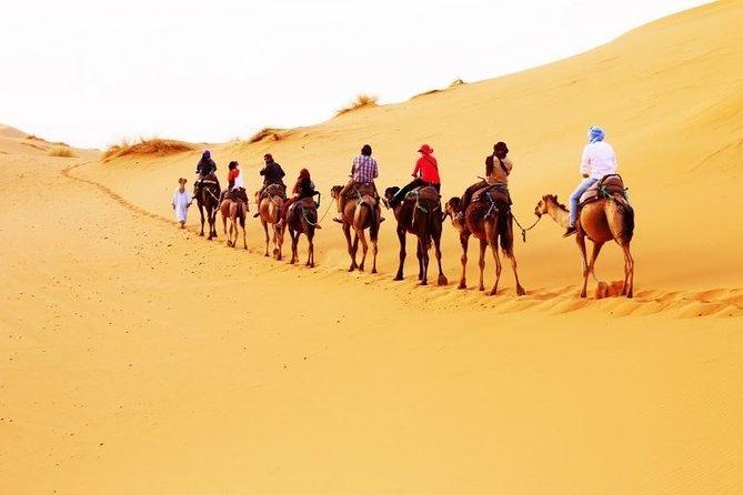 3 Days Morocco Desert Tour From Marrakech To Merzouga