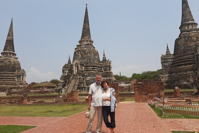 Private Ancient Ayutthaya Temples Day Tour from Bangkok