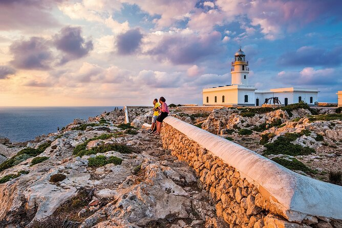 Half-day Private Sightseeing Tour of Menorca's North Coast
