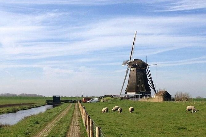 Private Full-Day Customizable Tour of Holland, from Rotterdam or The Hague area