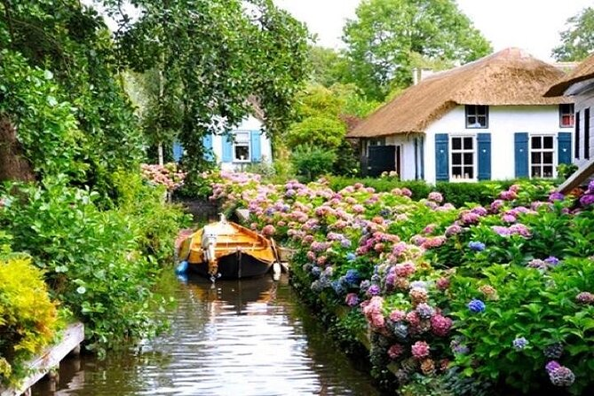 Holland Private Tour Giethoorn