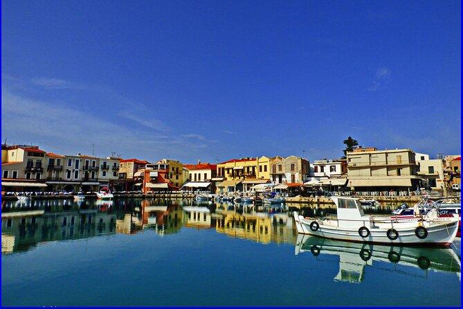 SeaByBus - All inclusive half day trip to Rethymno-Kournas Lake from Chania