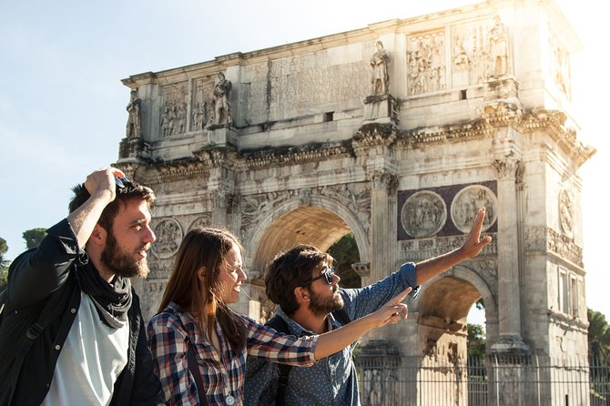 Highlights & Secrets of Rome - Private City Tour: Temples, Squares & Markets