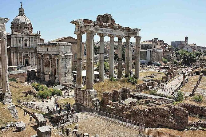 Private Tour - Colosseum, Roman Forum and Palatine Hill