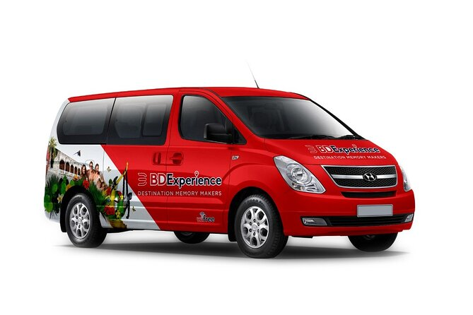 Private VAN Roundtrip Transfer- Santo Domingo Airport-Punta Cana Hotels