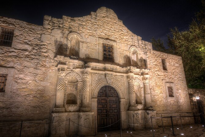 The Ghosts of Old San Antonio