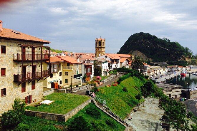 San Sebastian: From Waves to Grapes