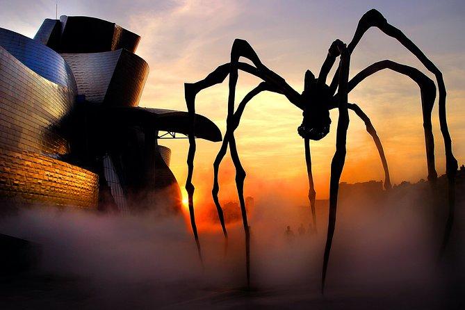San Sebastian: Old Bilbao and Guggenheim Museum - PREMIUM