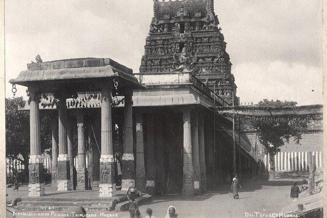 Experiencing Culture of Thiruvallikeni in Chennai
