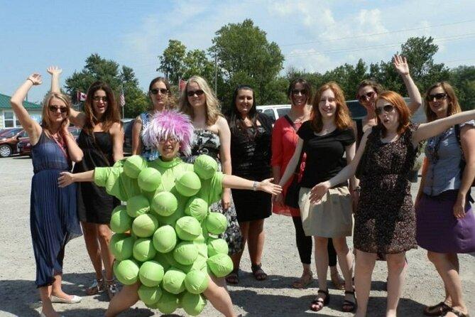 Ontspannende middagwijntour door het wijnland van Niagara