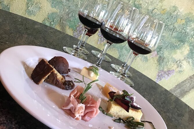 Wine & Appetizer Experience