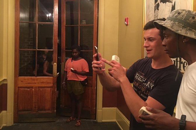 New Orleans Ghost Adventure