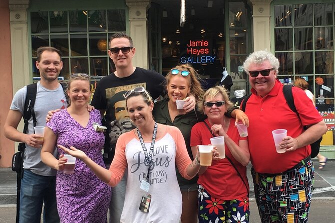 Private New Orleans History Tour
