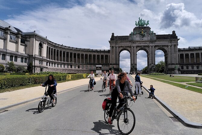 Weekendtour: Discover Brussels by bike