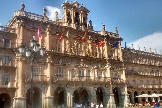 Best of Salamanca (English)