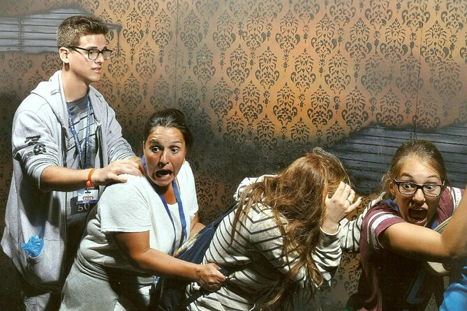 Nightmares Fear Factory Admission Ticket