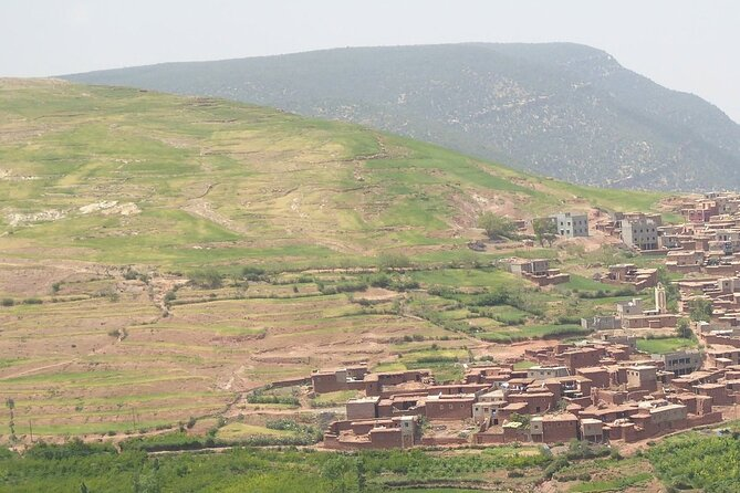 High Atlas Mountains and 4 Valleys Day Trip from Marrakech Including Lunch