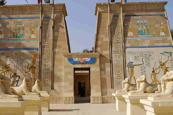 Pharaonic Village Half-Day Tour