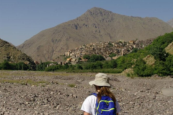 High Atlas Mountains and Overnight in a Berber village