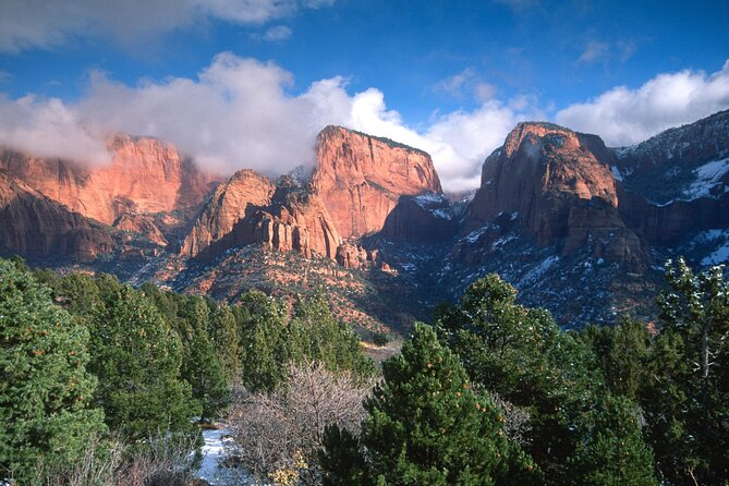 Zion National Park's Epic Trails
