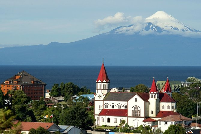 Castro Sightseeing Tour in Chiloe