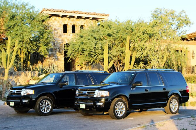 Airport Transportation One Way to Hotel in Cabo San Lucas