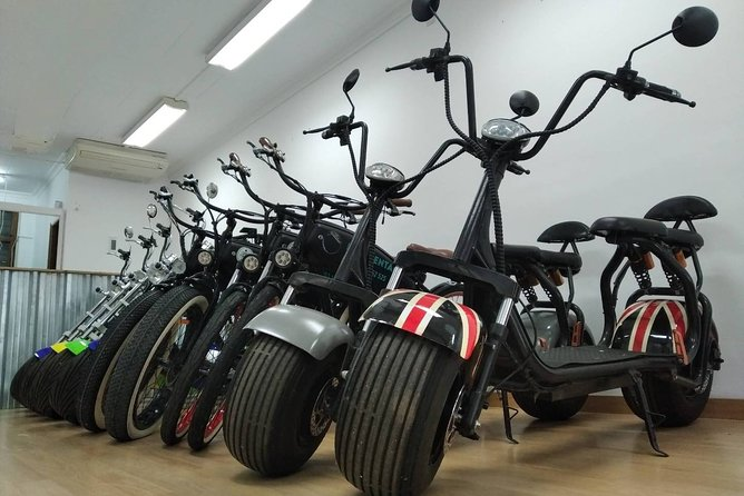 Electric Scooter Rental in Mallorca